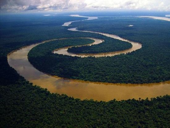 Bạn biết gì về những con sông nổi tiếng trên thế giới?