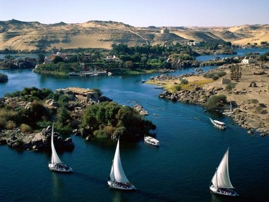 Bạn biết gì về những con sông nổi tiếng trên thế giới? - 1