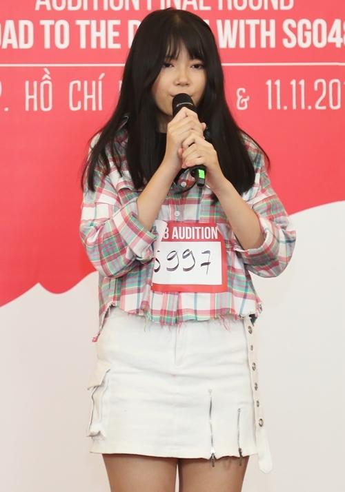 Thí sinh Trương Nguyễn Tường Vy (SBD 5779) là một thí sinh được đánh giá là một gương mặt tiềm năng với ngoại hình sáng và tính cách dễ thương, đã rơi nước mắt khi bước khỏi phòng thi vì cô bé quên lời bài hát trong phần thi của mình.