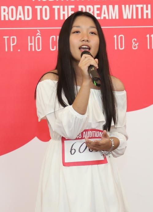 Các cô gái đều chuẩn bị cho phần thi của mình khá kỹ lưỡng. Phần lớn các thí sinh là fan của Jpop nói chung và AKB48 nói riêng nên nhiều bạn chọn hát bằng tiếng Nhật.
