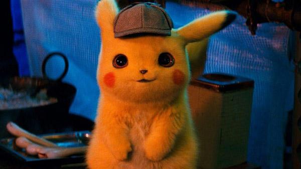 Chú Pikachu khiến khán giả muốn tan chảy.