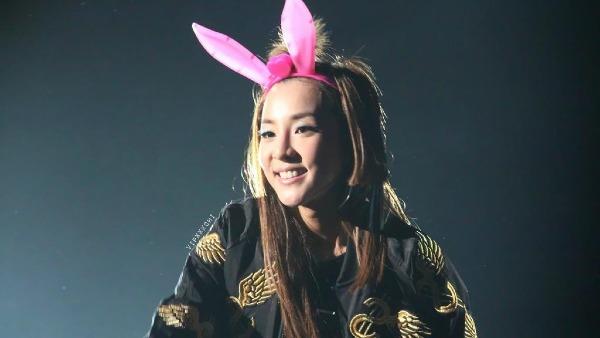 Tuy nhiên thực tế thì Dara mới là nhân vật luôn được CL gọi với biệt danh này.