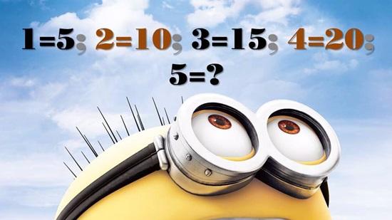 Đọ IQ với 8 câu đố trí tuệ - 1