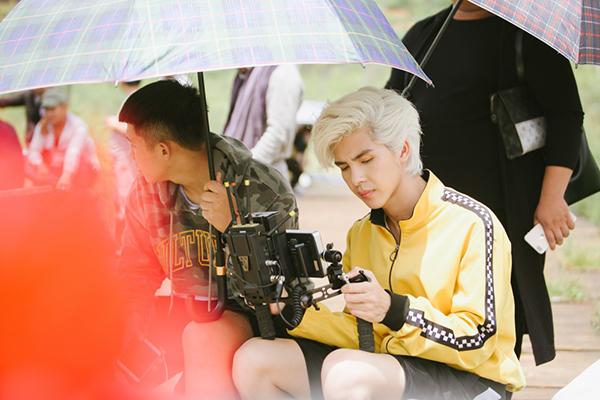 Chàng giám đốc sáng tạo 9x kiêm diễn viên điển trai trong loạt MV triệu view - 6
