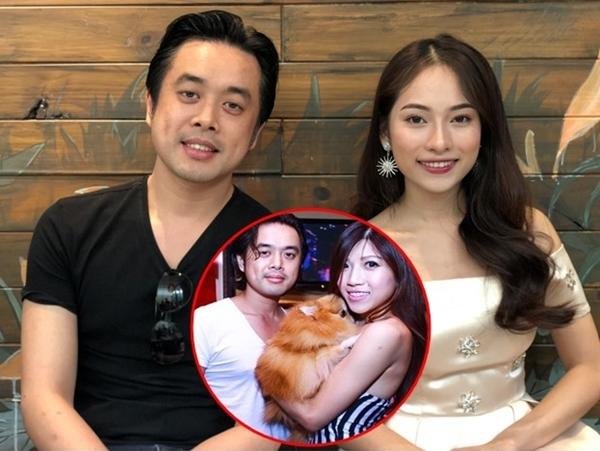 Trang Pháp thoải mái khi Dương Khắc Linh công bố bạn gái mới.
