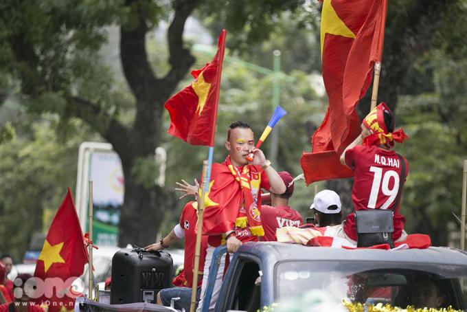 <p> Trong trận đấu chiều nay, Malaysia được cho là cửa dưới, nhưng vẫn được đánh giá là một đối thủ rất mạnh của Việt Nam.</p>