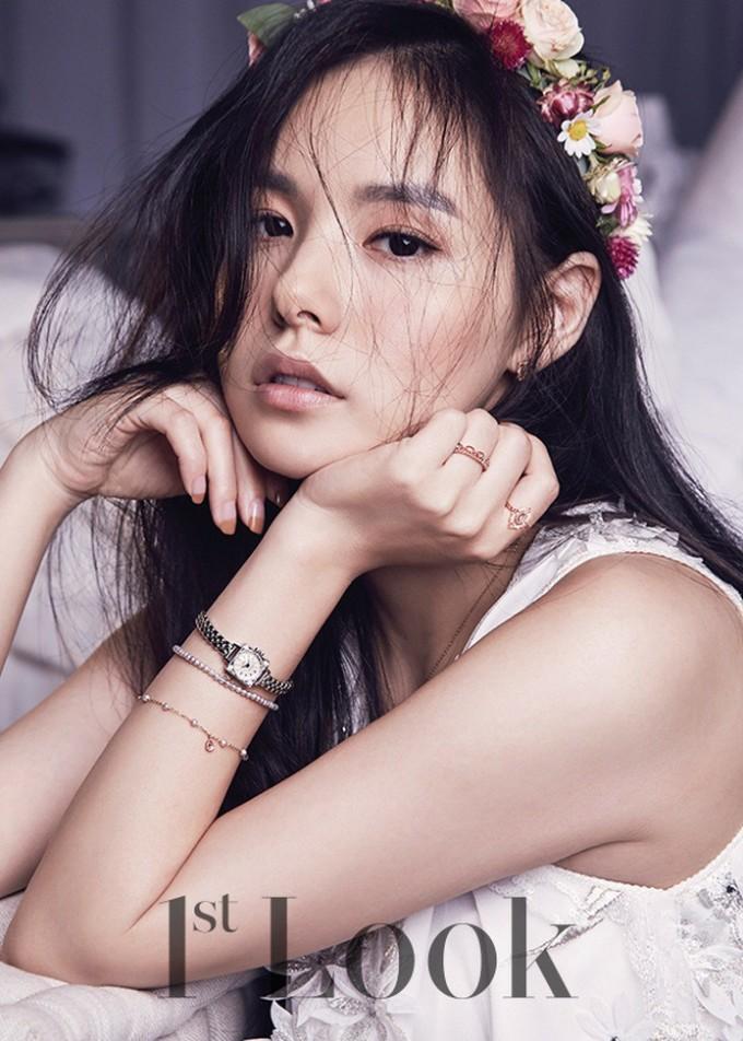<p> Vợ Tae Yang, Min Hyo Rin, khoe nhan sắc đỉnh cao trong bộ ảnh trên tạp chí.</p>