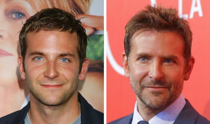 """<p> Để râu trông hơi già dặn một chút nhưng ai cũng công nhận rằng, tài tử <em>A Star is Born</em>, Bradley Cooper, trông """"chất lượng"""" hơn nhiều. Hiện tại ngôi sao 43 tuổi đang là một trong những diễn viên, nhà sản xuất tài năng được săn đón.</p>"""