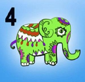 Trắc nghiệm: Chọn một chú voi sắc màu để khám phá tính cách của bạn - 3