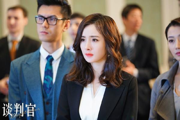 Diễn xuất gây tranh cãi của những nữ hoàng rating phim Trung Quốc - 3