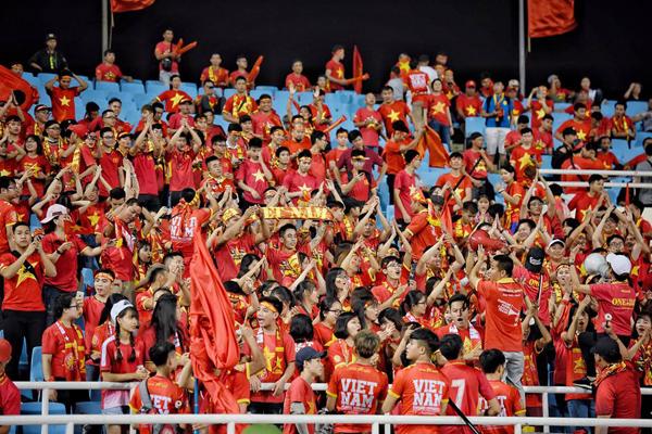 Vé vào sân cho CĐV Việt Nam trong trận đối đầu Myanmar là 2400 vé, đã được bán hết.