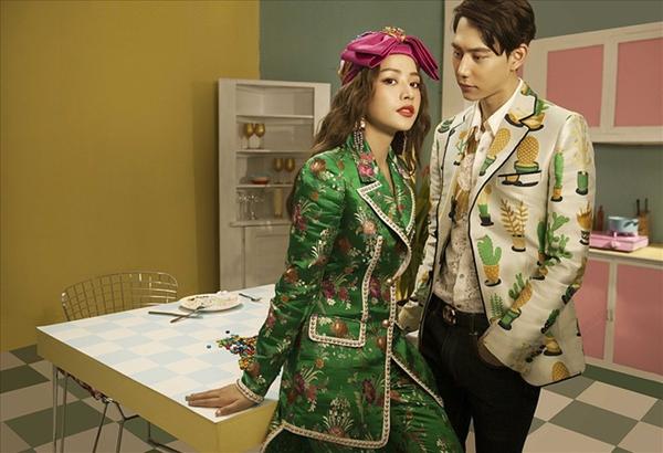 Chi Pu nhiều lần bị bắt gặp hẹn hò cùng trai đẹp Hàn Quốc