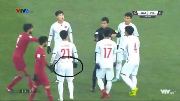 Hồi đá VCK U23 Châu Á, Trọng dường như sơ vin trong tất cả các trận đấu.