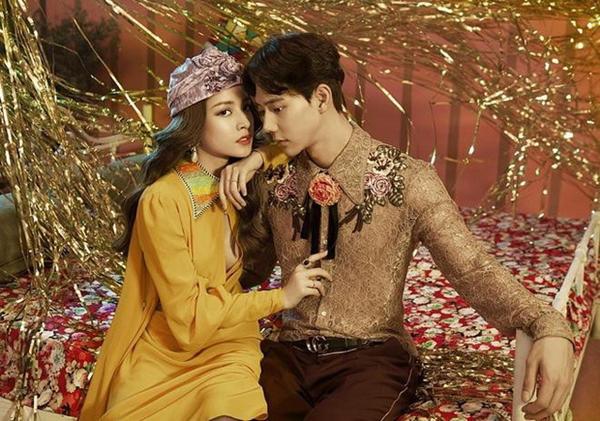 Chi Pu nhiều lần bị bắt gặp hẹn hò cùng trai đẹp Hàn Quốc - 2
