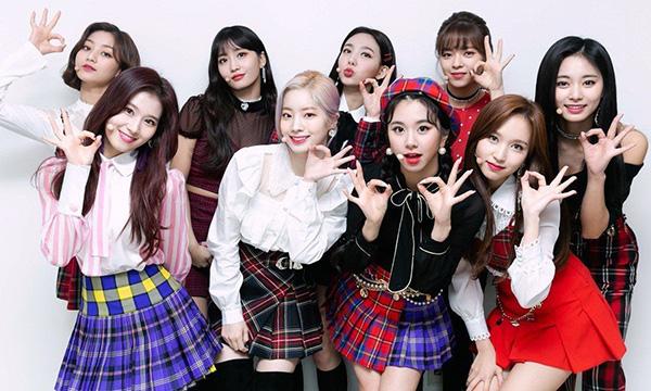Twice chiến thắng trên show âm nhạc.