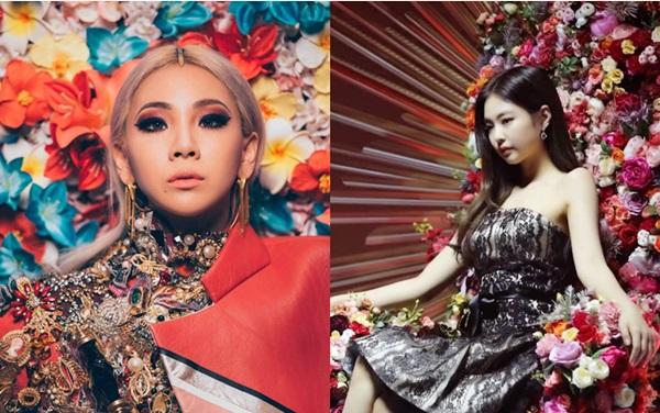 Cùng một concept, fan tranh cãi xem CL hay Jennie mới là nữ hoàng - 2