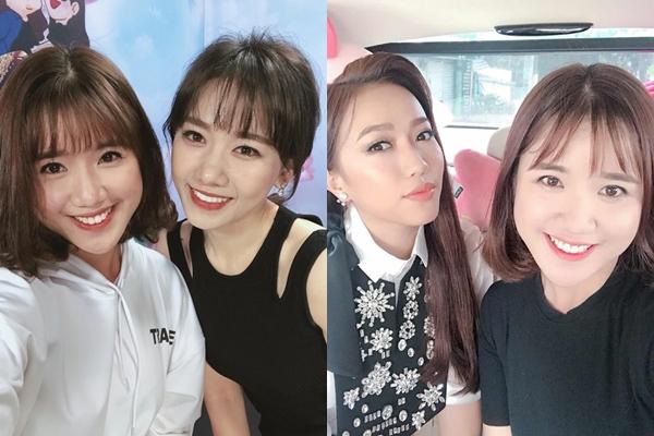 Trước đó, Vannie từng được mời dẫn dắt livestream một số chương trình có các khách mời như Hari Won,Thu Minh, Tóc Tiên, Diệu Nhi...