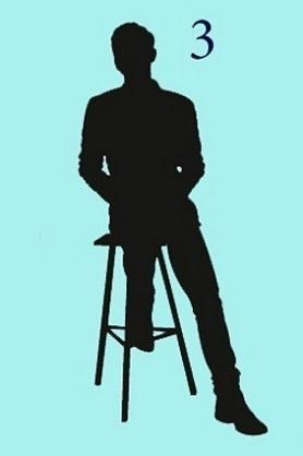 Trắc nghiệm: Hé lộ nét cá tính riêng của bạn qua hình dáng người đàn ông - 3
