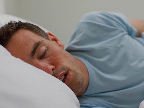 Lý giải thú vị về hiện tượng ngủ chảy dãi - 1