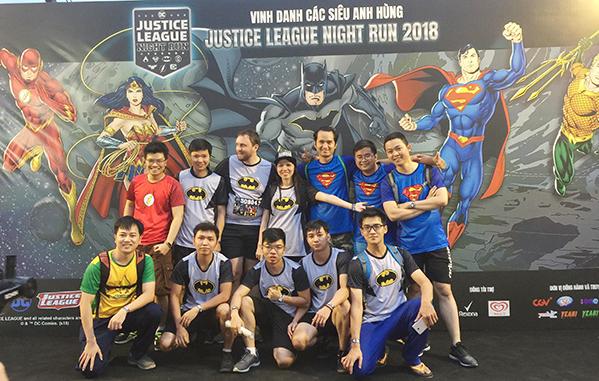 Sự kiện trở thành một ngày hội gặp gỡ của hàng triệu fan của các siêu anh hùng thuộc nhà DC. Tại Châu Á, các sự kiện trước đó đã thu hút tổng cộng hơn 25.000 người tham dự tại Penang, Brunei, Philipines... Riêng tại Thái Lan, Justice League Night Run đã quy tụ hơn 9.000 người.