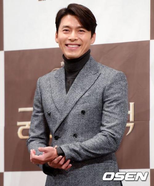 Hyun Bin nóivề vai diễn trong Memories of the Alhambra và bạn diễn Park Shin Hye: