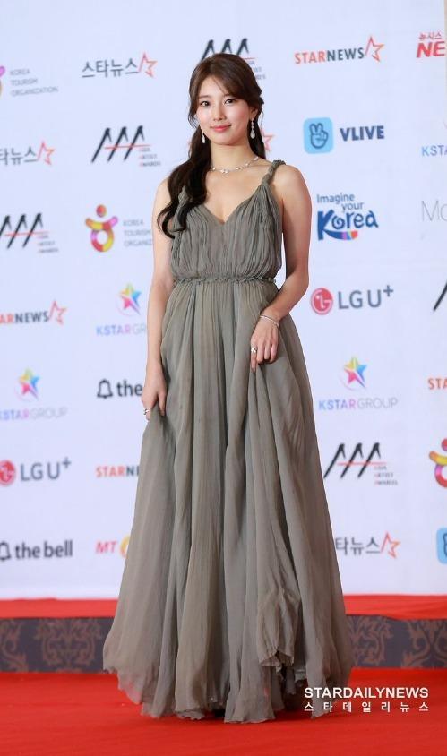 ...và cựu thành viên Miss A Suzy.
