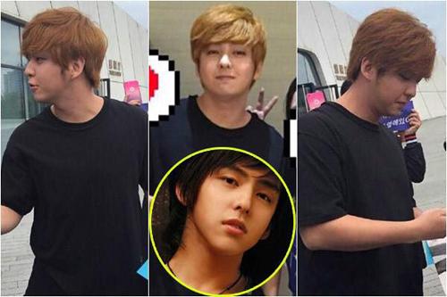 Hình ảnh của Ki Bum trong đời thường khiến fan thất vọng.