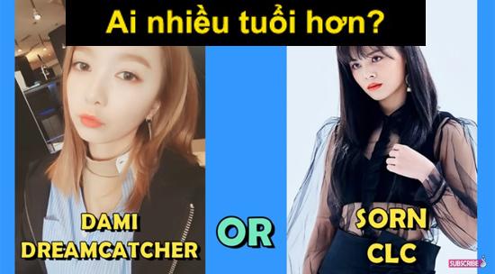 Fan Kpop thử tài đoán idol lớn tuổi hơn? - 4