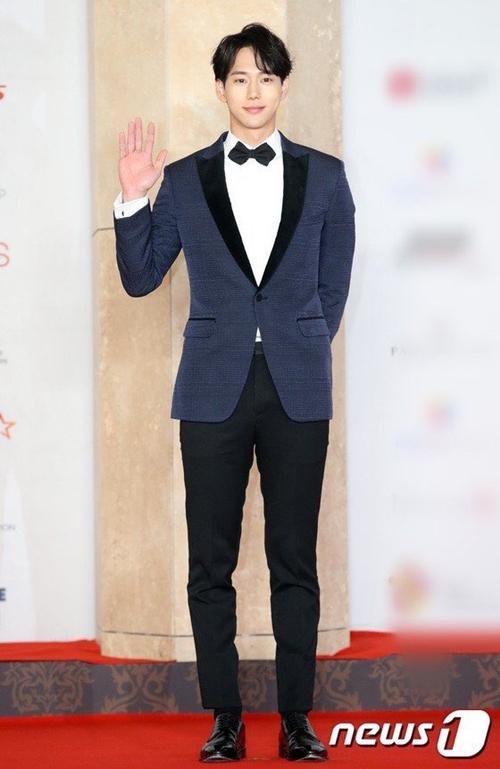 Nam diễn viên Jin Ju Hyung tại sự kiện.
