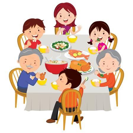 Bói vui: Phong cách ăn uống nói lên điều gì ở bạn?