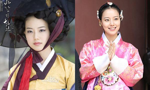 Vai kỹ nữJeong Hyang trong Họa sĩ gió (Painter of the Wind) đã mang lại sự nổi tiếng cho Moon Chae Won. Trong phim, nhân vật của Jeong Hyang là kỹ nữ nổi tiếngcó tài chơi đàn cổ Gayageum khiến bao nhiêu chàng trai si mê. Nhưng cuối cùng, cô lại lầm lỡ đem lòng yêu Shin Yun Bok, một cô gái giả trai do Moon Geun Young thủ vai.