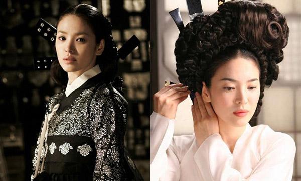 Hwang Jin Yi là bộ phim điện ảnh tiểu sử do đạo diễnChang Yoon Hyun thực hiện, dựa trên cuốn tiểu thuyết Hwangjini nói về cuộc đời nàng kỹ nữ nổi tiếng nhất Hàn Quốc phong kiến. Song Hye Kyo được giao vai chính. Dù bộ phim không mang về các giải thưởng lớn cho Song Hye Kyo nhưng nó đã giúp sự nghiệp điện ảnh của nữ diễn viên có thêm một dấu mốc mới.