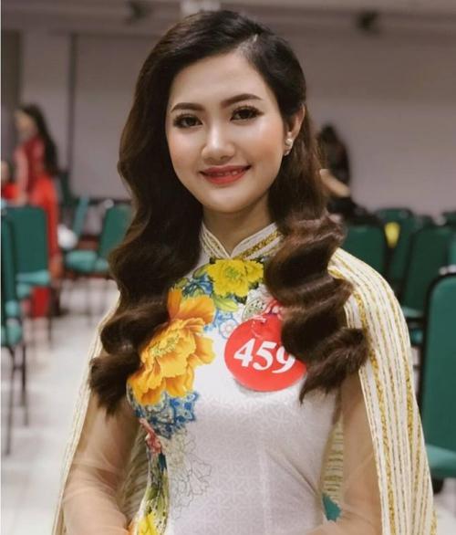 Vẻ đẹp top 15 Hoa khôi Sinh viên Việt Nam 2018 khu vực miền Trung - 7
