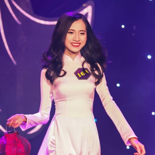 Vẻ đẹp top 15 Hoa khôi Sinh viên Việt Nam 2018 khu vực miền Trung - 10