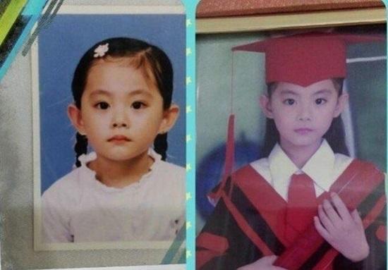 Thuở baby siêu dễ thương này là idol Hàn nào? - 1