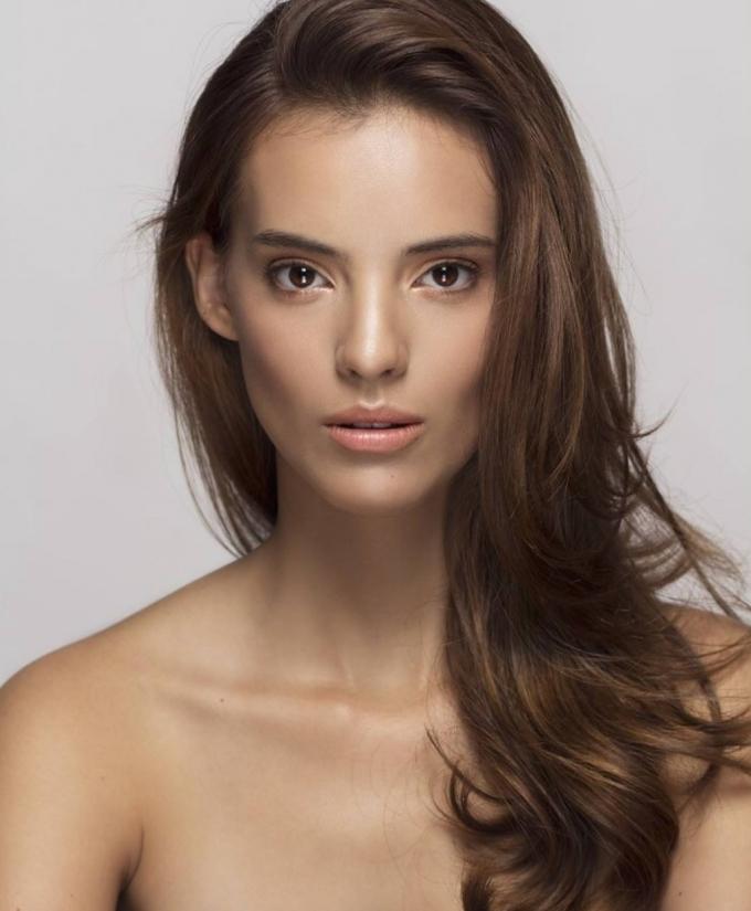 """<p> Vanessa Ponce - đại diện Mexico - vào top 30 nhờ khi vào top hai phần thi quan trọng: """"Thử thách đối đầu"""" và """"Người đẹp Nhân ái"""". Quán quân Mexico's Next Top Model năm nay 25 tuổi, cao 1,72.</p>"""