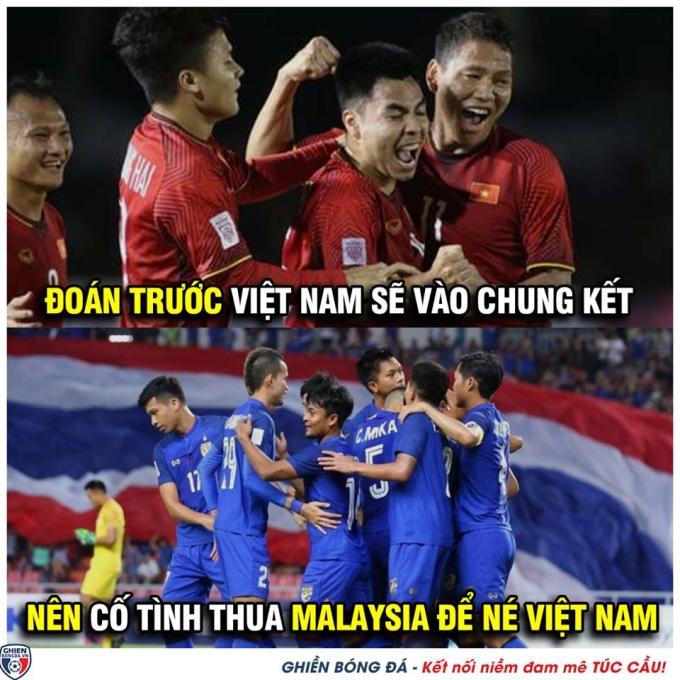 """<p> """"Đối thủ truyền kiếp"""" của Việt Nam đã tan vỡ giấc mơ vô địch AFF Cup 2018.</p>"""