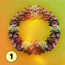 Trắc nghiệm: Chọn một vòng hoa để biết bạn thuộc típ con gái nào