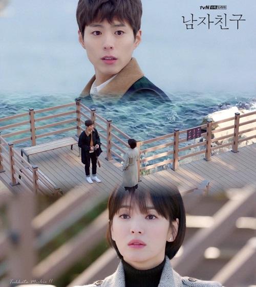 Park Bo Gum gây sốt với lời thoại Tôi đến vì nhớ cô trong Encounter tập 3