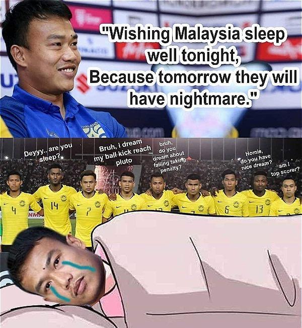 Phát ngôn đầy hùng hồn, thủ môn Thái Lan trở thành trò lố sau thất bại trên sân nhà - 1