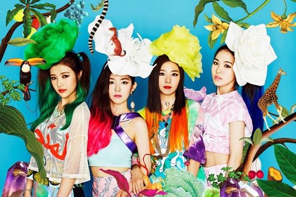 Red Velvet thay đổi xoành xoạch như thế nào trong 4 năm qua?