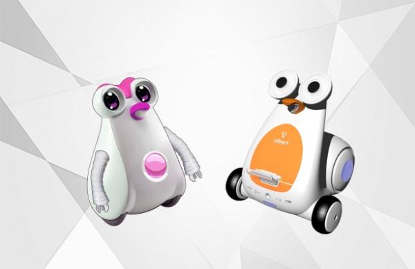 Thiết kế của Esmart được lấy cảm hứng từ robot thông minh Albert.
