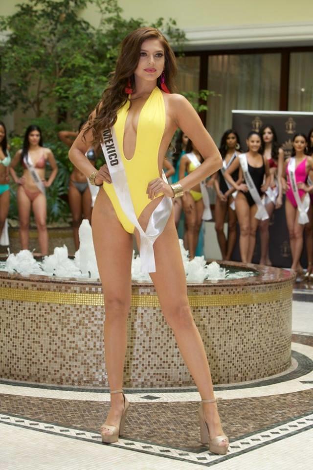 <p> Missosology dự đoán đại diện Mexico giành được ngôi vị Á hậu 1, còn Global Beauties xếp cô ở vị trí Á hậu 2.Diana Romero sở hữu chiều cao 1,74m. Lợi thế của cô so với các đối thủ ở khu vực châu Á chính là gương mặt cổ điển, sắc sảo và thân hình bốc lửa.</p>