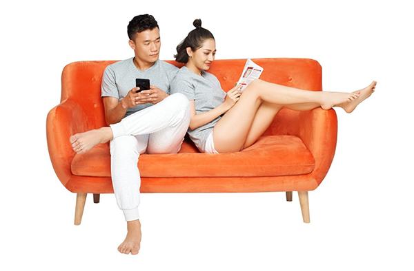 Những quảng cáo có sự góp mặt của Bùi Tiến Dũng mang đến sức hút khó bàn cãi trên mạng xã hội.