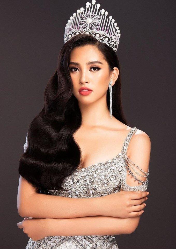 <p> Đêm Chung kết Miss World - Hoa hậu Thế giới 2018 - diễn ra tại thành phố Tam Á, Trung Quốc khép lại tối 8/12 (giờ Hà Nội) với sự đăng quang của người đẹp Vanessa Ponce - đại diện Mexico. Tiểu Vy - đại diện Việt Nam - vào top 30,nhờ lọt vào top 5 dự án nhân ái trước đó.</p>