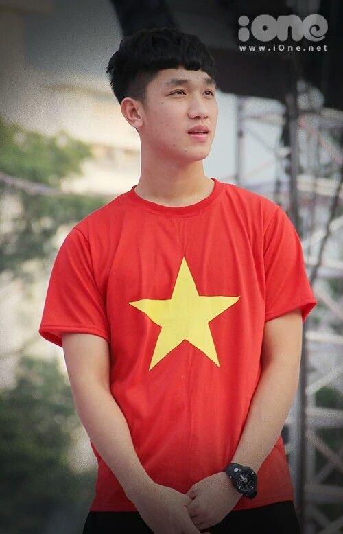Trọng Đại từng góp mặt trong đội tuyển U23 Việt Nam tại giải đấu đầu năm 2018.