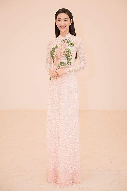 Hoa hậu Phan Thị Mơ xuống sắc vì sụt ký không phanh - 3