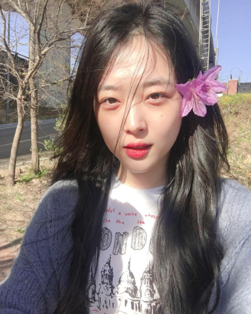 Trong bài phỏng vấn với tạp chí Cosmopolitan Hàn Quốc ấn phẩm tháng 3/2018, Sulli đã tiết lộ: Gam màu tôi yêu thích nhất khi trang điểm chính là màu đỏ. Tôi rất thích đánh son tint màu đỏ và thường dùng nó cho cả môi và má.