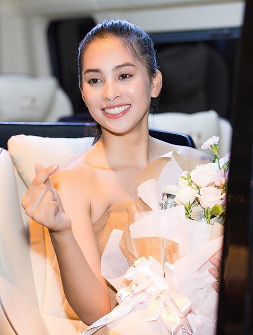 Tiểu Vy cho biết sẽ sớm quay lại với vai trò của một tân hoa hậu.