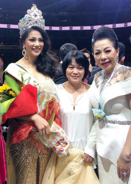 NTK Linh San bị tố bỏ ra 20.000 USD để mua ghế giám khảo.